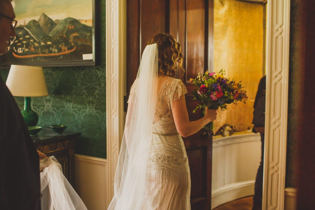 Pete & Michelle's Kilruddery Wedding