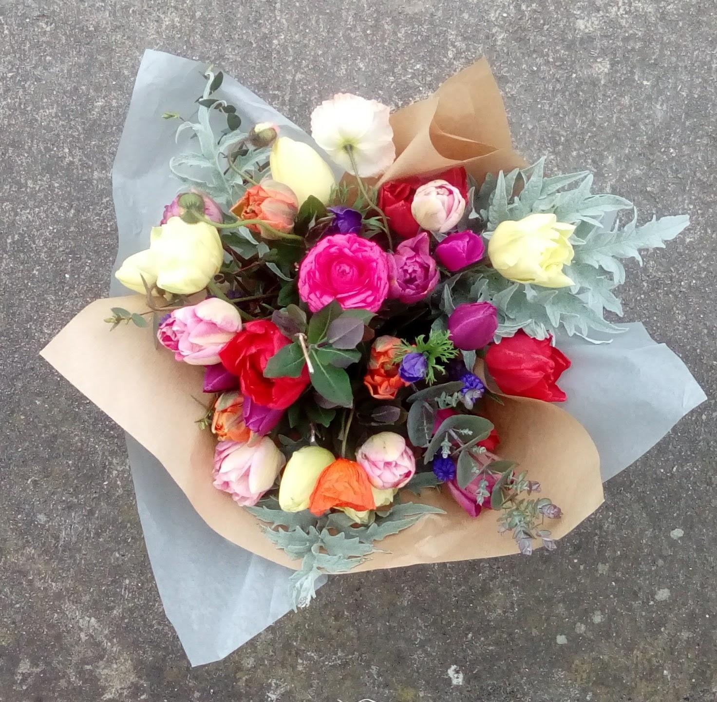 Mad about flowers bespoke wedding field grown flowers fresh flowers izmirmasajfo